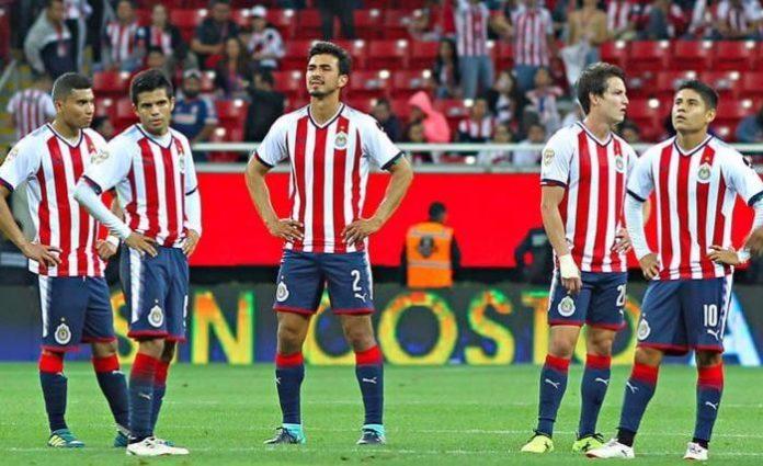 Chivas Guadalajara Vs Necaxa En Vivo 696425 Suquinielacom